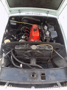 1968 MGB Automatic (1)